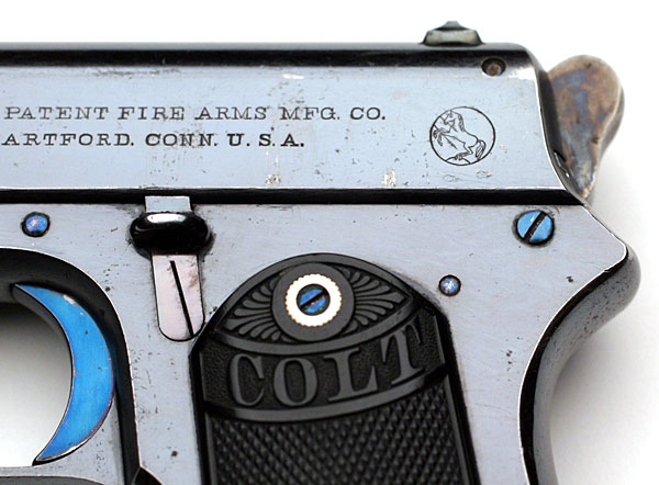 Colt Pistols and Revolvers for Firearms Collectors - Gun of the